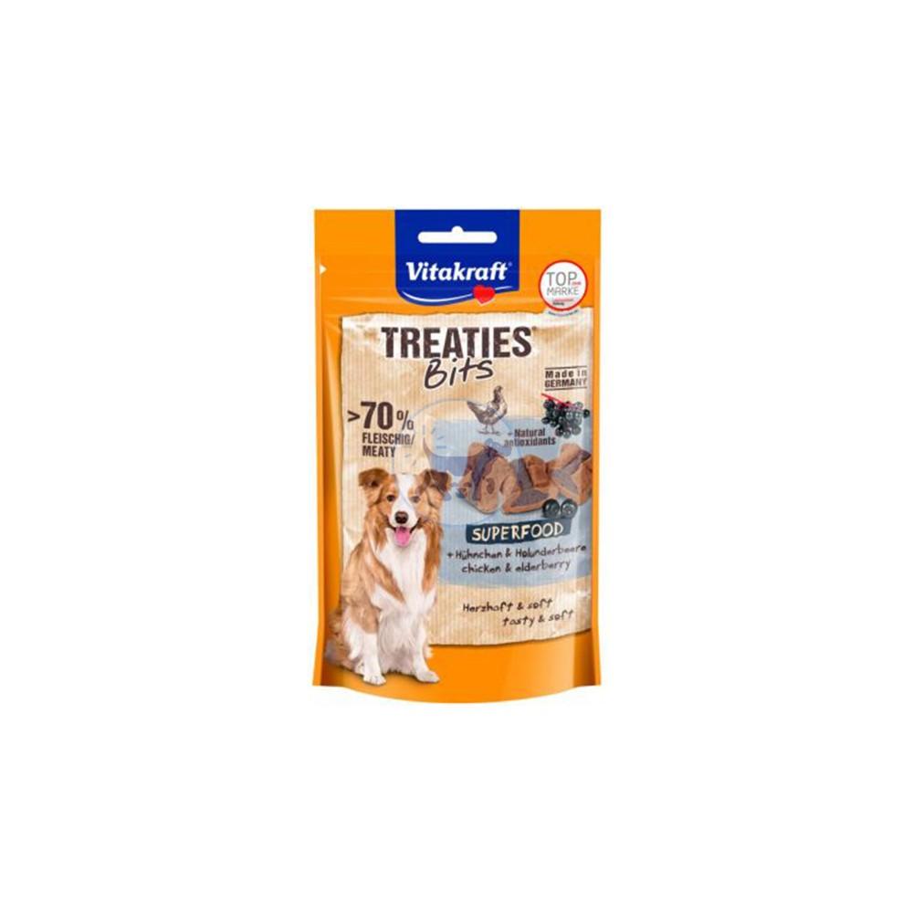 فيتاكرافت مكافأة كلاب تحتوي على حشوة لذيذة بنكهة الدجاج المشوي 120 جم