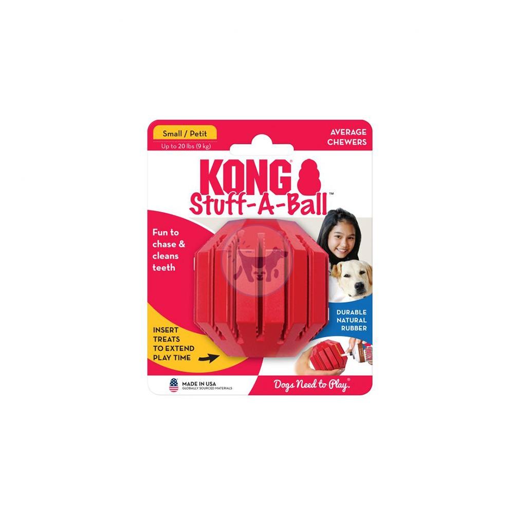 كونج - كرة مطاطية حمراء كلاسيكية - M