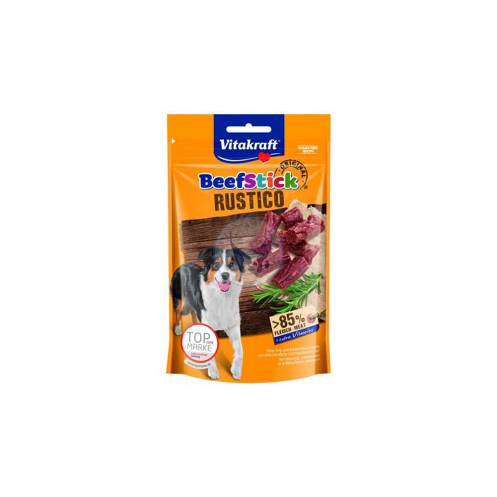 فيتاكرافت مكافأة كلاب قطع صغيرة من شرائح اللحم 55 جم