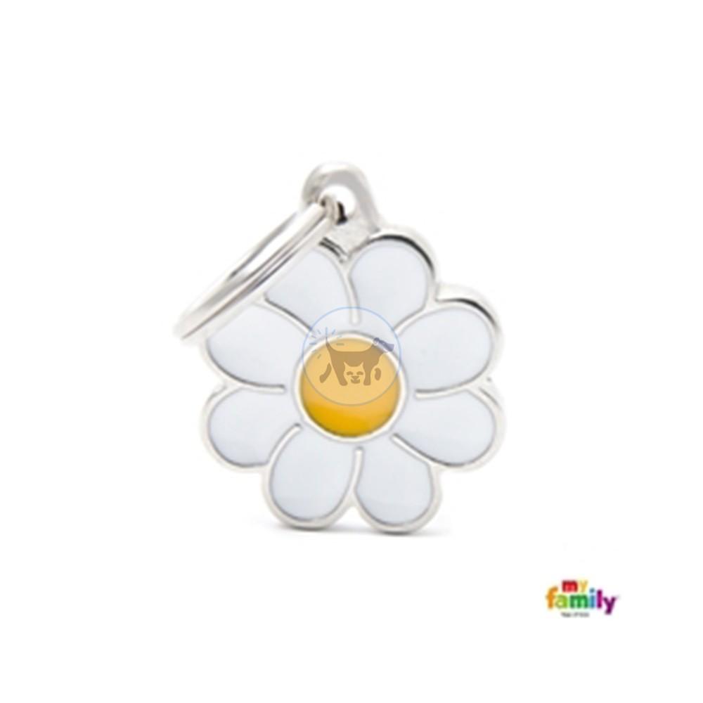 ماي فاميلي قلادة زهرة الربيع