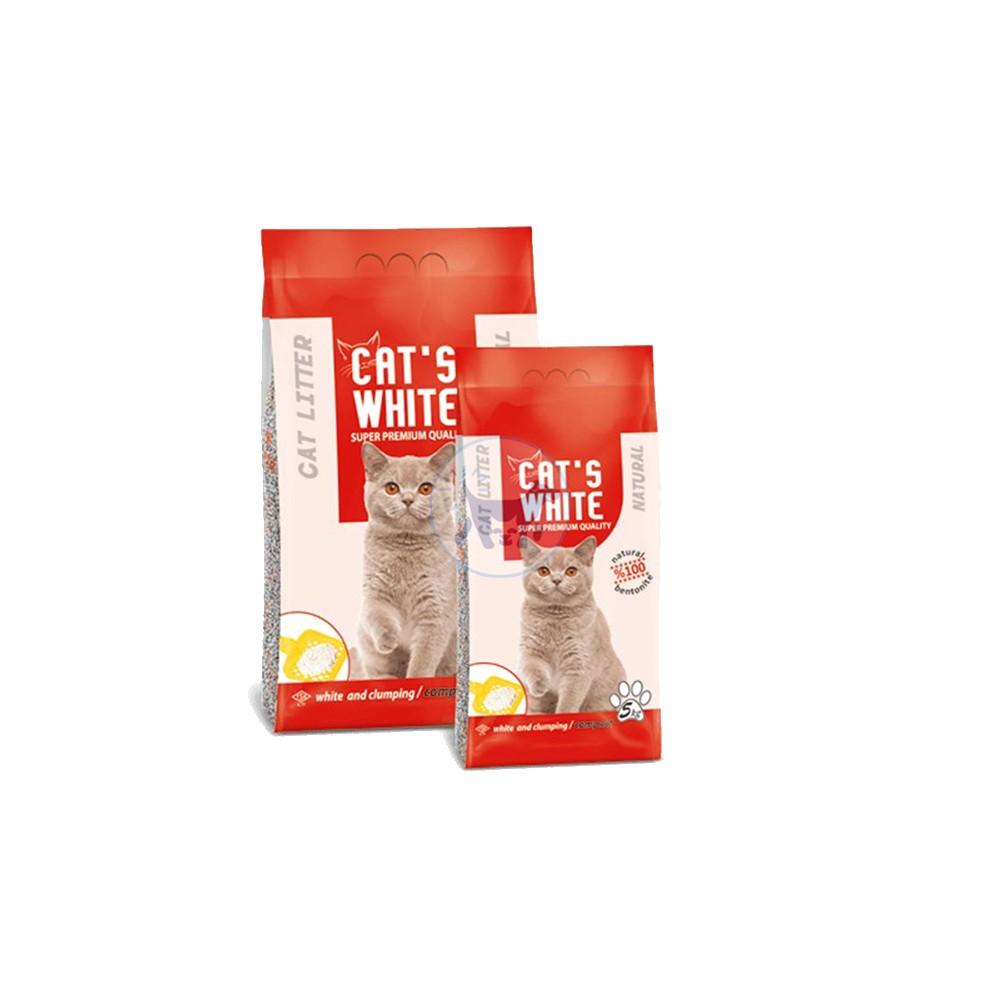 كاتس وايت - رمل قطط برائحة البرتقال 10 كجم