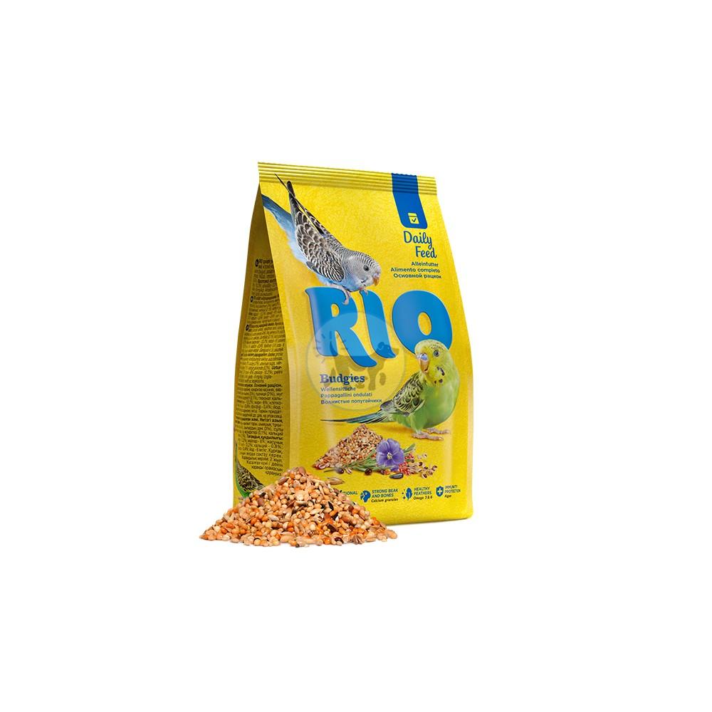 ريو طعام لطيور البادجي 1 كجم