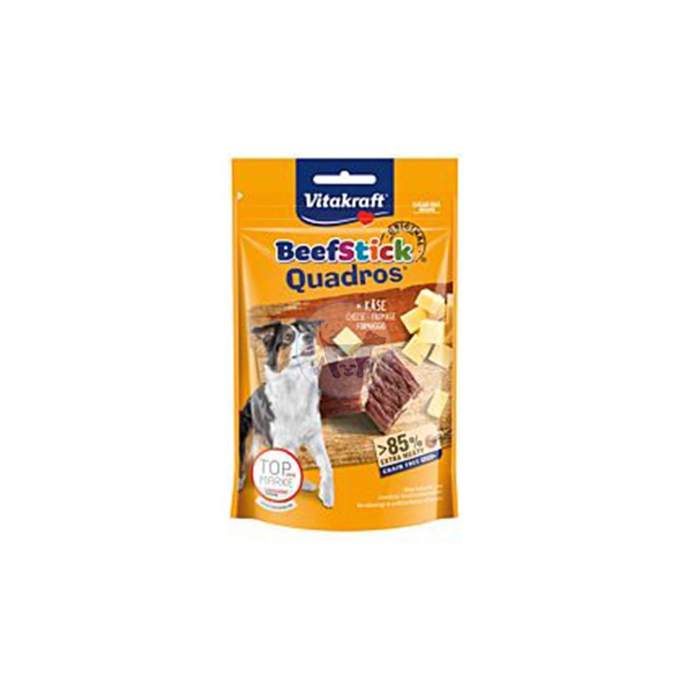 فيتاكرافت مكافأة كلاب قطع من شرائح اللحم والجبن 70 جم