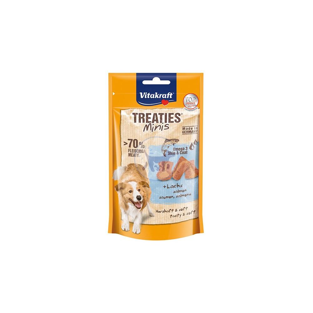 فيتاكرافت مكافأة كلاب ميني تحتوي على حشوة من لحم السلمون 48 جم