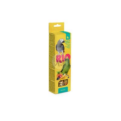 ريو - مكافأة العصي مع الفواكة والتوت للبغاوات - 2× 90 جم