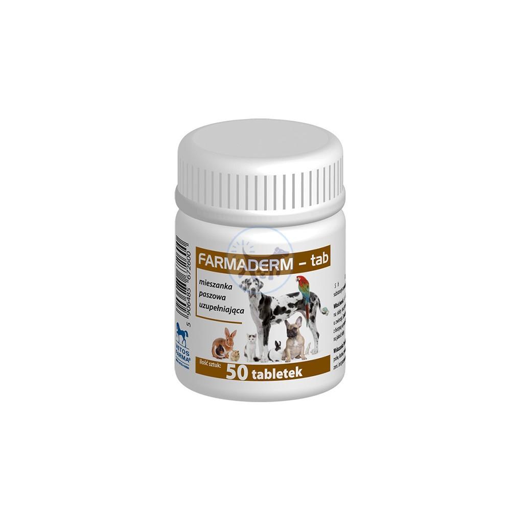 فيتامين ومعادن لجميع الحيوانات الأليفة- 50قرص