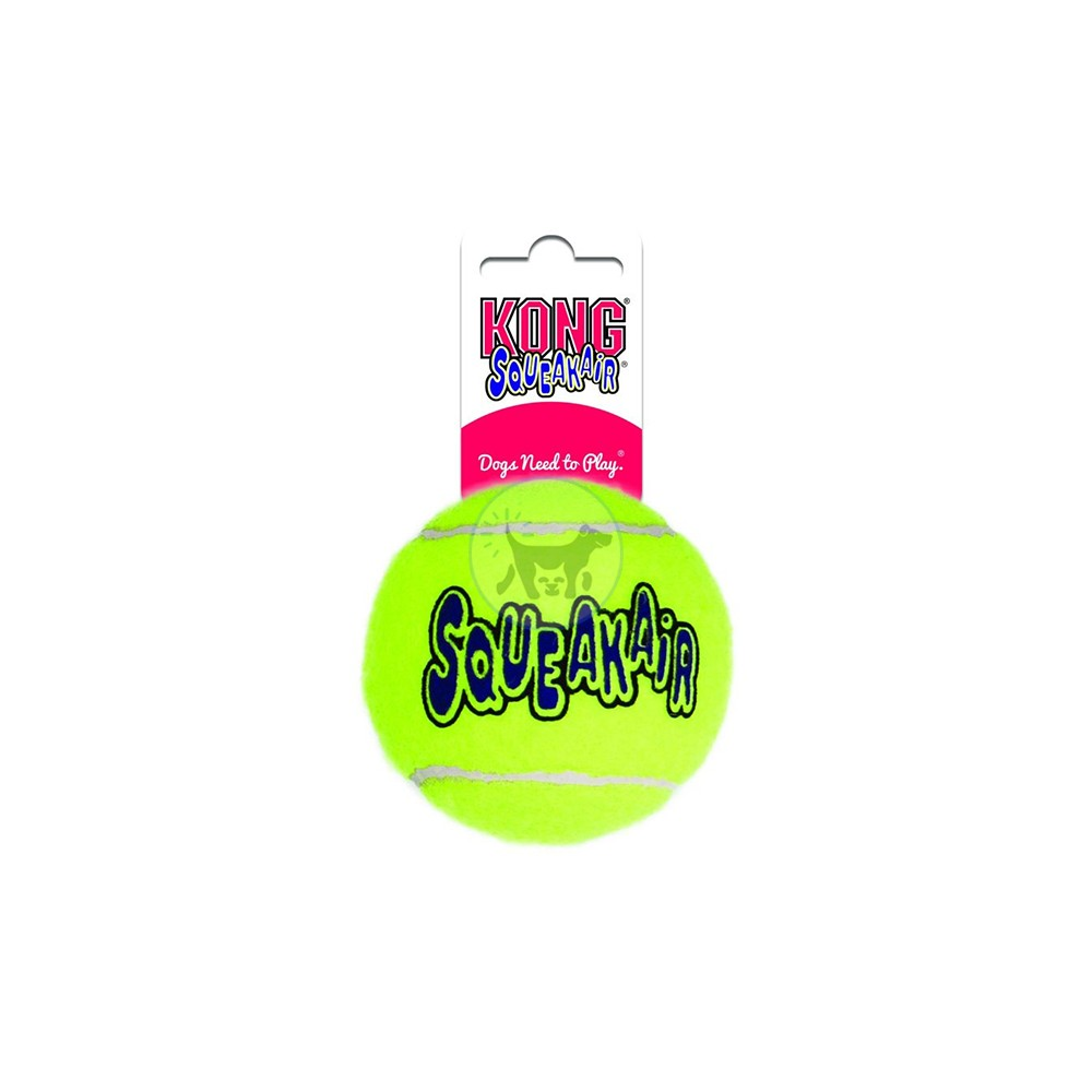 كونج - كرة التنس للكلاب  - موديوم