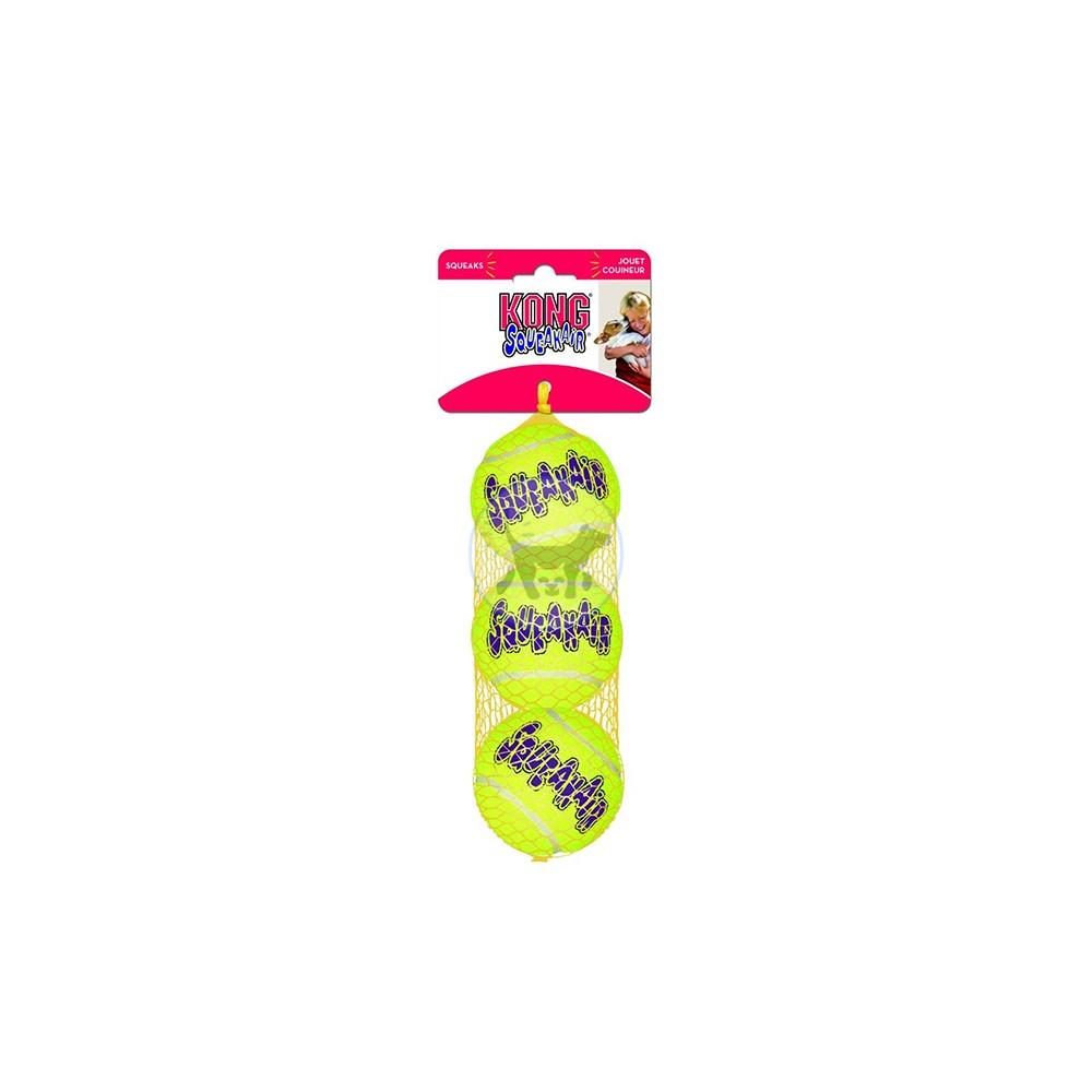 كونج - كرة التنس للكلاب S × 3
