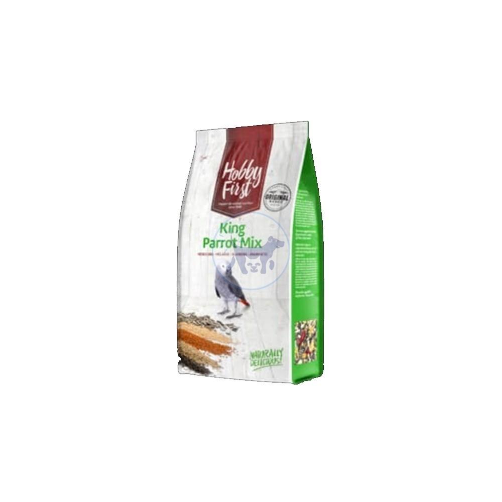 كينج- طعام الببغاوات مع الفواكة