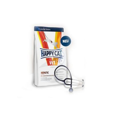 هابي كات - طعام قطط جاف خاص أوصى به الطبيب البيطري لأمراض الكبد  1.4 كجم