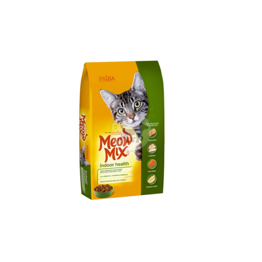 ميو ميكس طعام جاف للقطط المنزليه,للحفاظ على وزن صحي