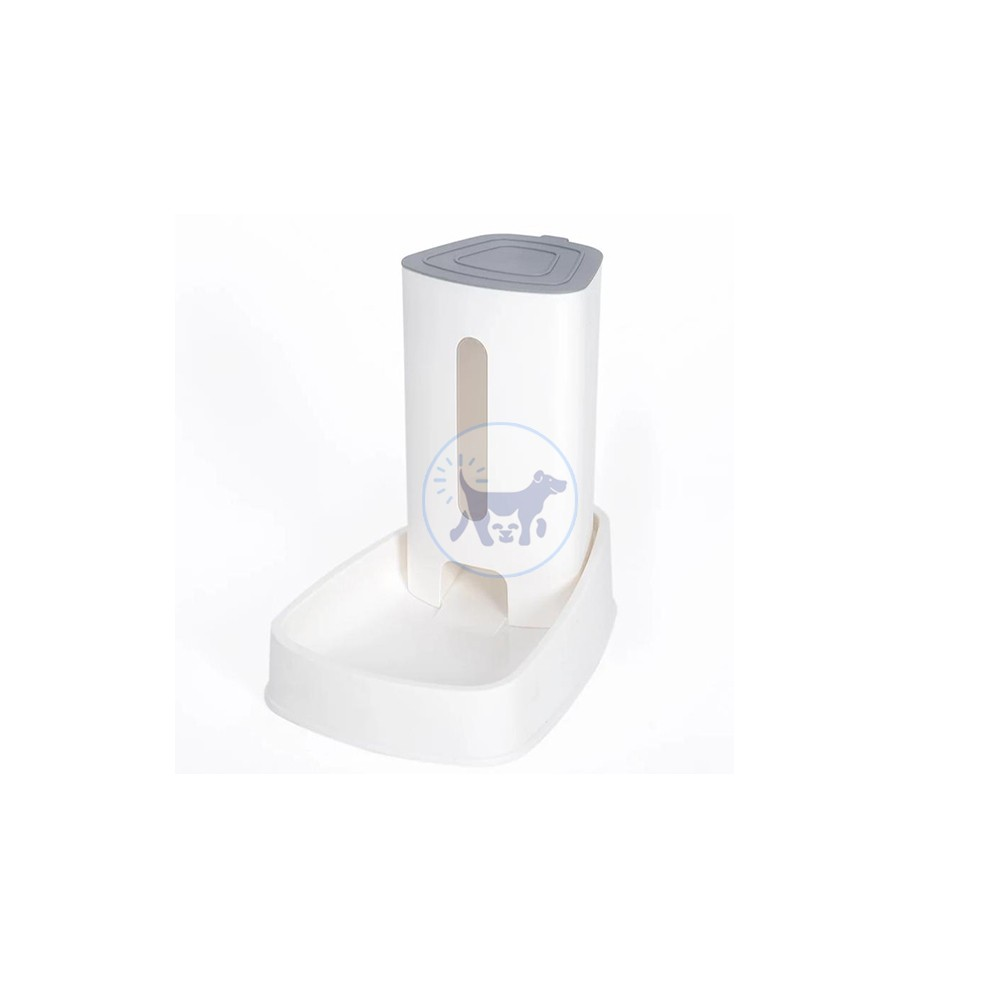 موزع طعام تلقائي للقطط والكلاب 3.8 لتر